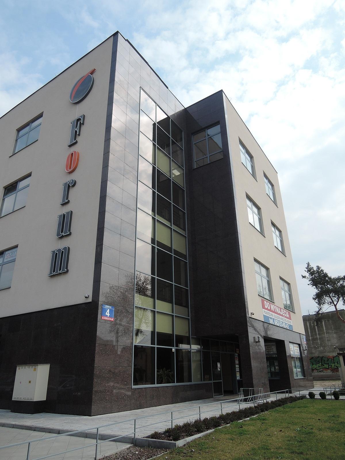 budynek forum